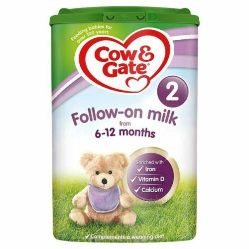 Cow /& Gate Follow-On Milk 2 from 6-12 Months 800g