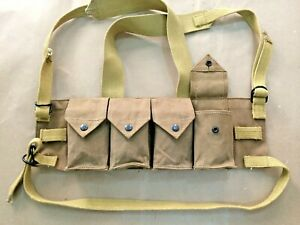 CHEST RIG Rhodesian Fereday & Sons (Reproduction) | eBay