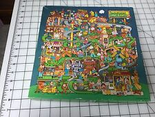 Springbok Vintage A Short Round of Golf Jigsaw Puzzle 500 Pieces Complete