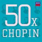 50 x Chopin (CD, Apr-2014, Decca)
