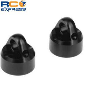 Tekno-RC-Shock-Caps-Black-Anodized-Aluminum-EB410-ET410-TKR6712A
