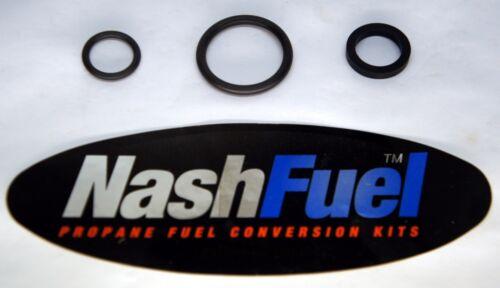 FORKLIFT PROPANE TANK VALVE O-RING REPAIR KIT LPG TANKS REBUILD GASKET RUBBER