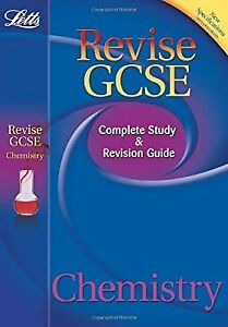 Chemistry: Study Guide (Letts GCSE Success), Poole, Emma, Used; Good Book