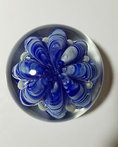 Joe St Clair Paperweight Glass Pottery & Glass