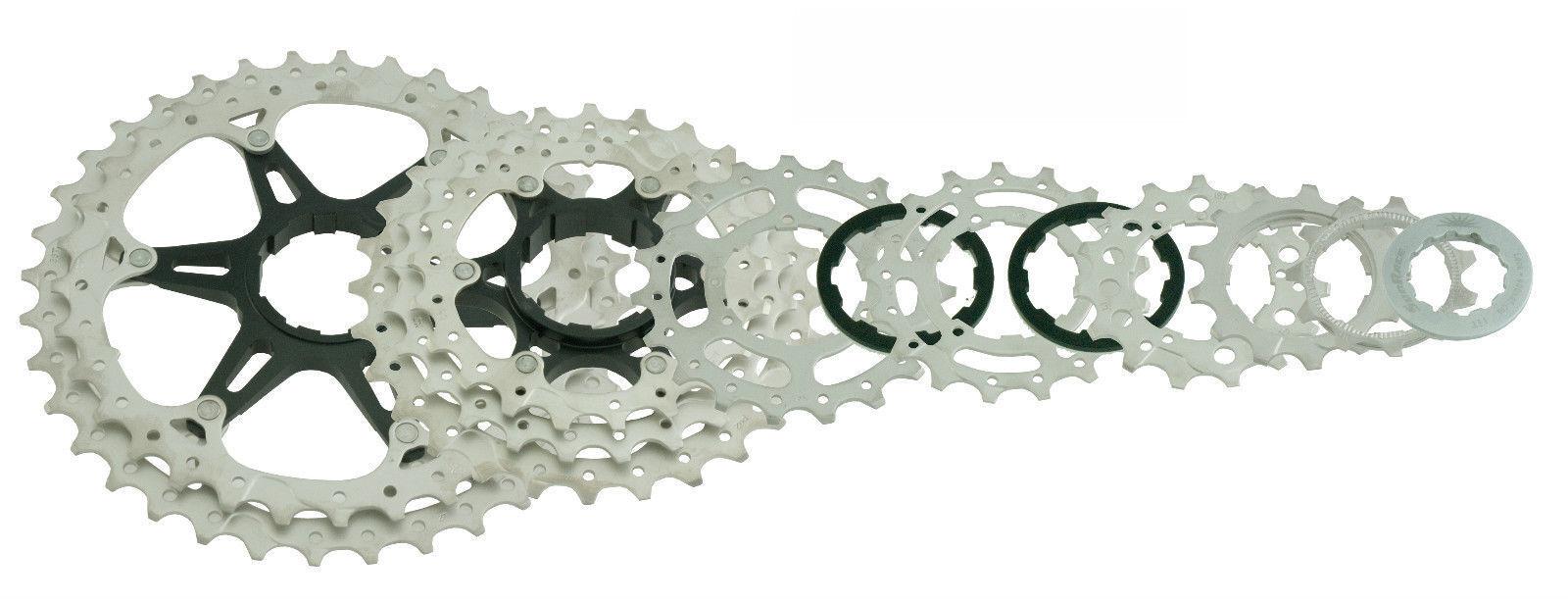 Cassetta pignoni SUNRACE MTB 10v 1146T alluminio MS3