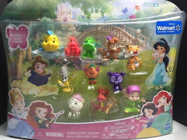 Disney Princess Little Kingdom Exclusive Royal Friends Collection 11 Figures