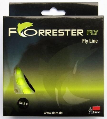 Fliegenschnur DAM Forrester Fly Line WF 6 F