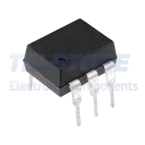 1pcs MOC3051M Optotriac 5,3kV Uusc 600V DIP6 FAIRCHILD