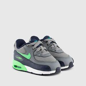 online retailer c8698 0f1f0 Image is loading Nike-Air-Max-90-Mesh-TD-Boy-039-