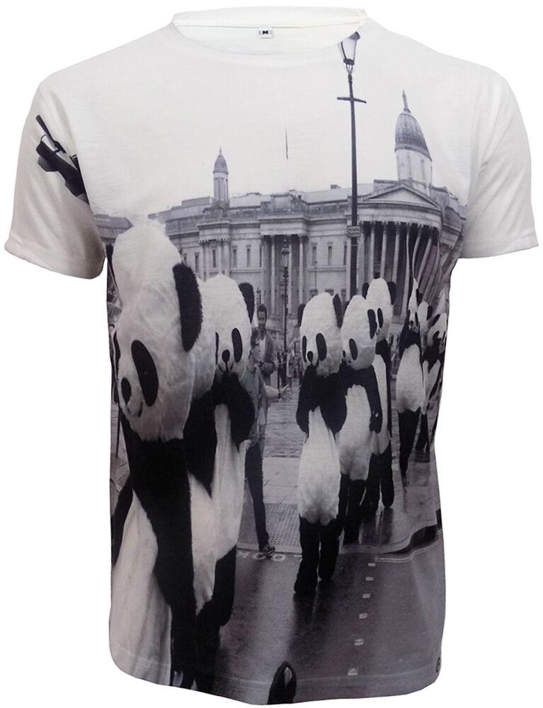 Renard Avant Sublimation Hibou Swag Trendy Imprimé Shirts T 056Eqx7