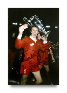 Phil-Neal-Signed-6x4-Photo-Liverpool-England-Genuine-Autograph-Memorabilia-COA
