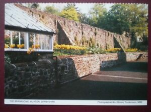 POSTCARD-DERBYSHIRE-BUXTON-THE-BRANKSOME