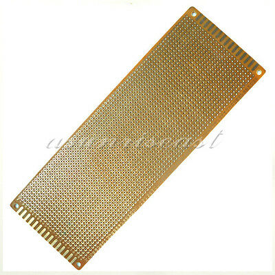 5PCS 7*20cm Prototype PCB Board Universal Bread Board 1872Hole Sigle Side Copper
