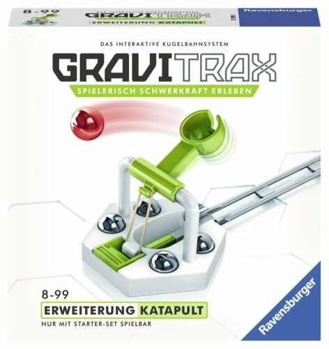 Gravitrax catapulta costruzione giocattoli SFERA Ferroviario Estensione RAVENSBURGER