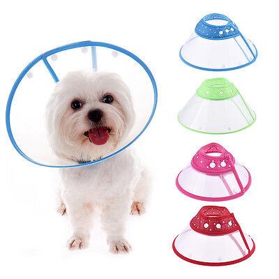 E-Collar Dog Elizabethan Wound Healing Cone Protection Smart Pet Collar Medical