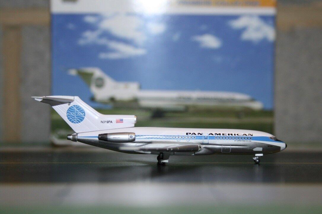 Dragon Wings 1 400 Pan Am American Boeing 727-100 N319PA (55430) Model Plane