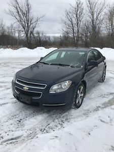 Price Reduced!! Drive Away Today! 2011 Chevrolet Malibu
