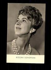 Bogna Sokorska VEB Verlag Postkarte ## BC 97713
