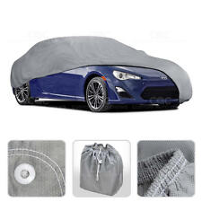 Car Cover for Scion FR-S 13-14 Outdoor Breathable Sun Dust Proof Auto Protection