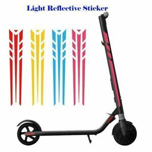 For-Ninebot-Segway-ES1-ES2-ES3-ES4-Electric-Scooter-Light-Reflective-Sticker-Set