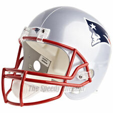 NEW ENGLAND PATRIOTS RIDDELL VSR4 NFL FULL SIZE REPLICA FOOTBALL HELMET