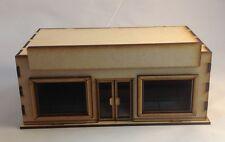 Store Front Shop Building MDF Terrain 28mm The Walking Dead Miniatures US Seller