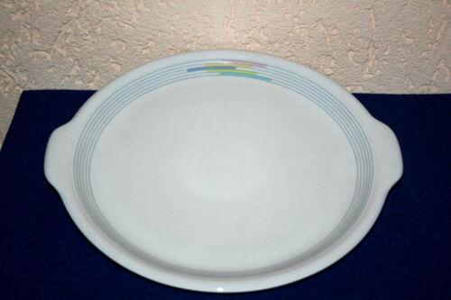 Tortenplatte rund 30 cm mit Griff 31,5cm Neu Thomas Trend Candy Kuchenplatte