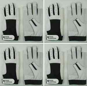 8 Paar BluePort Segelhandschuhe AMARA PRO Gr M Rigginghandschuhe Handschuhe 8
