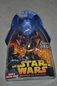 STAR-WARS-REVENGE-OF-THE-SITH-VADER-039-S-MEDICAL-DROID-CHOPPER-DROID-37-MOSC-C9