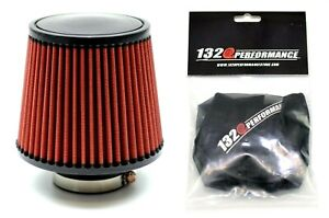 Reusable 2.5 inch Mesh Air Filter 6.5 HP Gas Powered Engines w//30 Day Warranty