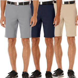 Callaway-Golf-Men-039-s-Stretch-Waist-Flat-Front-Solid-Shorts-NEW