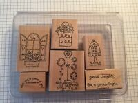 Stampin' Up Sweet Of You Hostess Stamp Set