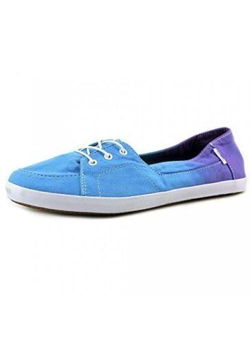 Sombreado Mujer The Morado 10 Surf Zapatos Off Wall 5 Vans Planos Palisades Azul zwY54q
