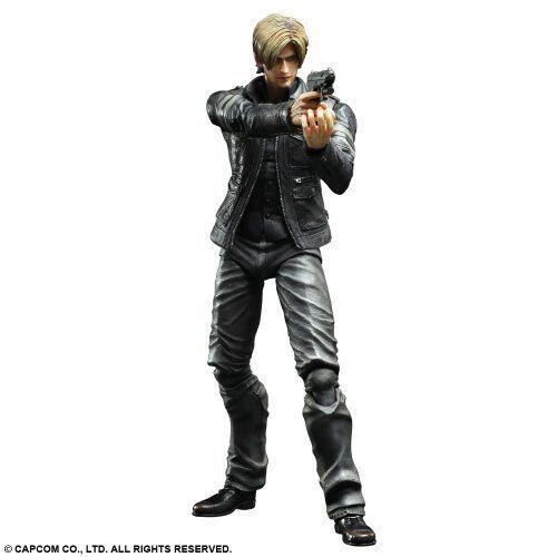 moda Square Square Square Enix Resident Evil 6 Jugar Arts Kai Leon S Kennedy Figura Nueva De Japón  hasta un 60% de descuento