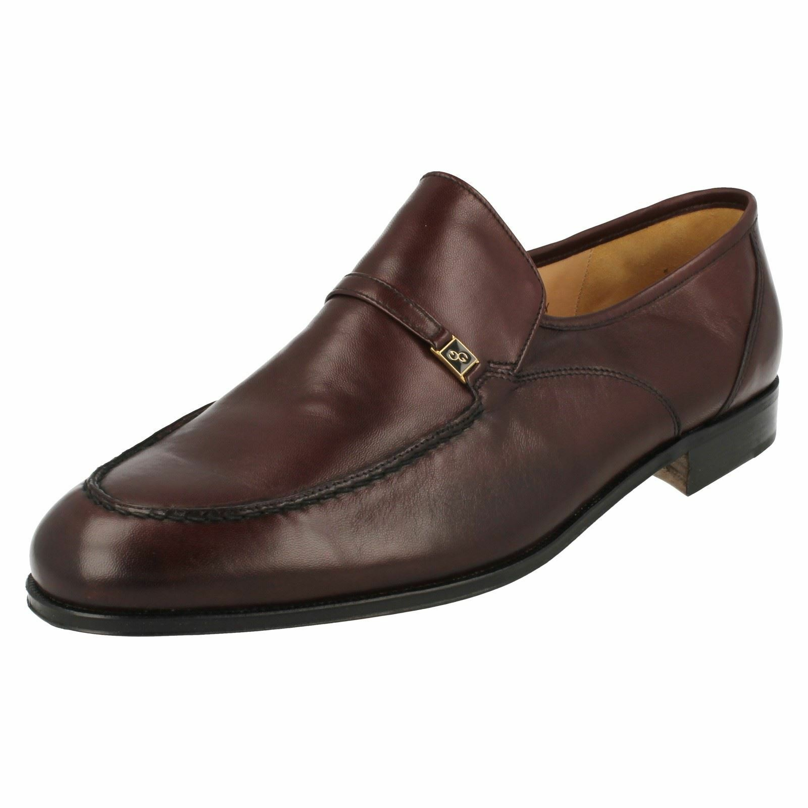 Mens Grenson Moccasin shoes 'Monza' 'Monza' 'Monza' 94abcd