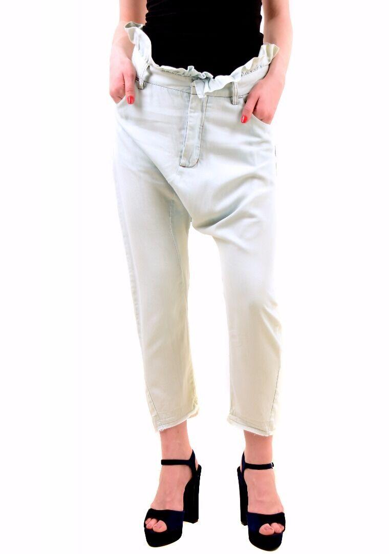 One Teaspoon Women's She Wolfe Le Cults Jeans Pants bluee Size 26 RRP  BCF75