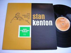Stan-Kenton-at-the-Las-Vegas-Tropicana-1959-Stereo-LP-VG