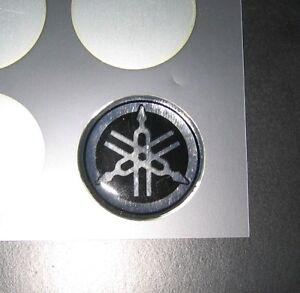 Das Bild Wird Geladen ORIGINAL Yamaha Logo Aufkleber 3 Cm Sticker Emblem