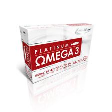 IronMaxx Platinum Omega 3 / 60 Kapseln (Grundpreis: 11,07 EUR pro 100 g)