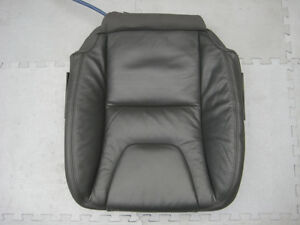 GENUINE-VOLVO-XC60-V60-S60-FRONT-SEAT-BASE-FOAM-UPHOLSTERY-BLACK-LEATHER-6815717