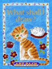 What Shall I Draw?: Art Pack (Kid Kits), Excellent Books