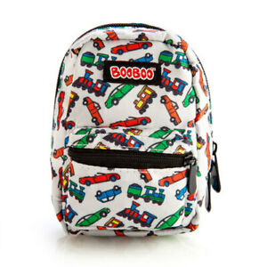 BooBoo-MINI-BACKPACK-TRAINS-amp-CARS-Great-Item-For-Busy-People-On-The-Go