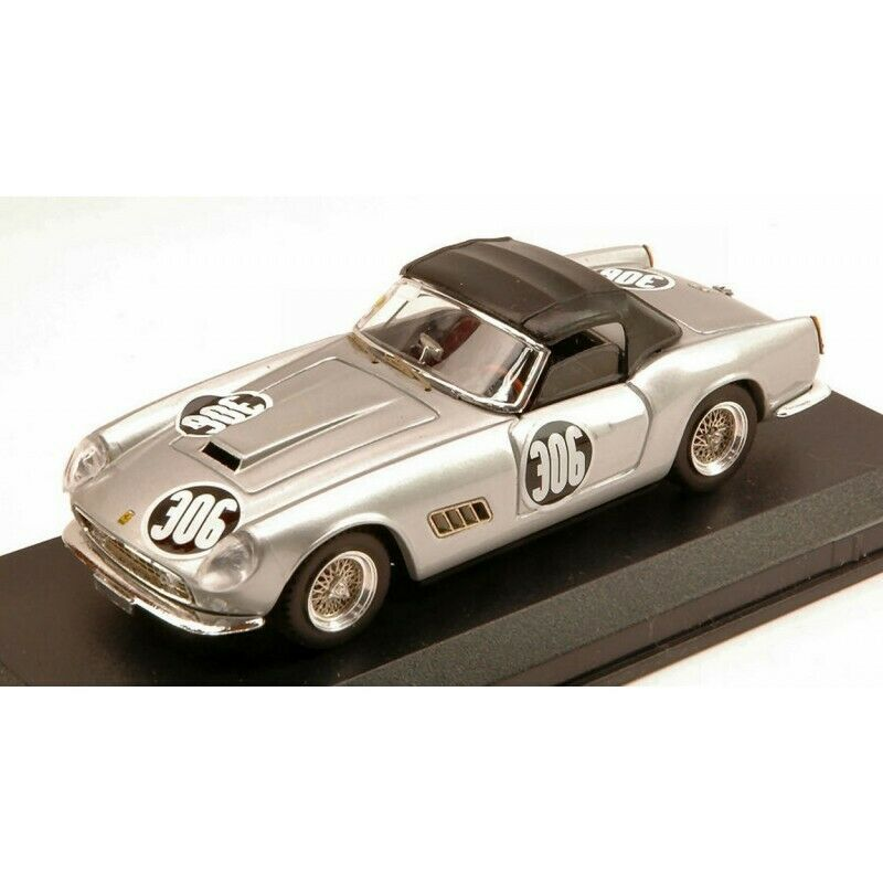 ART MODEL AM0165 FERRARI 250 SP.CALIFORNIA N.306 1 43 MODELLINO DIE CAST MODEL c