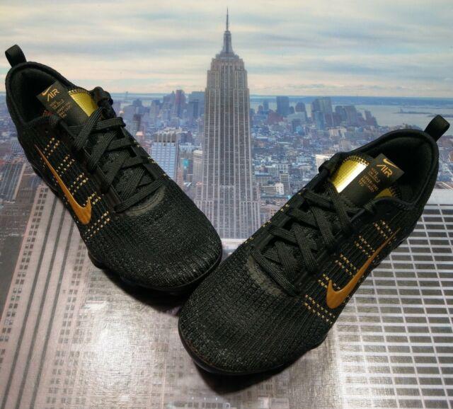 Nike Air Vapormax Flyknit 3 Black/gold