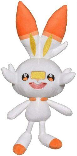 Pokemon officiel Kids Soft Plush teddy Sword /& Shield Toys