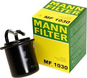 Mann-Filter MF1030 Fuel Filter for Subaru Models