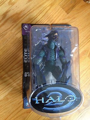 HALO REACH SERIES 5 COVENANT SPEC OPS ELITE IN ACTIVE CAMO//GRUNT 2011 MCFARLANE