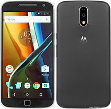 Moto G Plus G4 4th Gen Black 32 GB |3GB |16MP/5MP|Factory Sealed