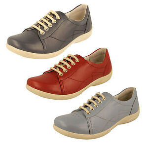 PADDERS JESSICA LADIES LACE UP CASUAL LACE UP SOFT EVERYDAY TRAINERS SHOES SIZE