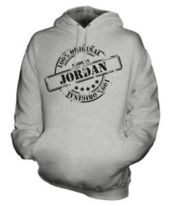 In Ladies Made Christmas Jordan Gift 50th Mens Birthday Womens Unisex Hoodie 1nqqrw4YUd